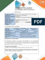 Guía de actividades y rubrica de evaluación Tarea 3 - Fundamentos de Economía.pdf