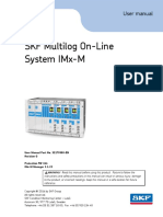 SKF Multilog On-Line System