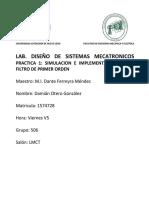 Practica 1 Lab DSM