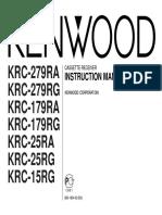 Kenwood Krc 179-r