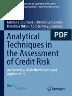 Credit Risk Assessment