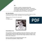 Zoila Santa Cruz de Moll Autora Altaverapacense,,, Antecedentes Del Futbol