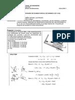 Solucionario de Examen Parcial - EC114-G - 2018 - I