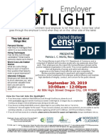 September 2019 Employer Spotlight