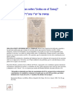 Supuestas Profecias Sobre Yeshu
