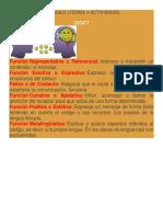 Funciones Del Lenguaje y Cuento