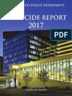 2017 LA Homicide Report