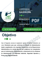 Conferencia Sasisopa Gas Lp