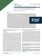 Solvent Dewaxing of Heavy Crude Oil With Methyl Ethyl Ketone 2157 7463 1000213