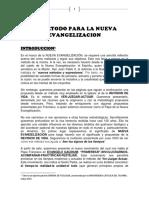 metodo para la nueva Evangelizacion.pdf
