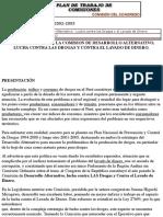 PlandeTrabajoComisiónDesarrolloAlternativoyLuchaAntidrogas_CongresodelaRepública