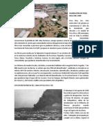 Inundación en Poza Rica Ver
