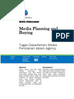 Modul 3 Media Plan & Buying