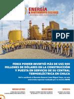 Revista Energía & Mantto- Electrico-Edic- N° 14-2017