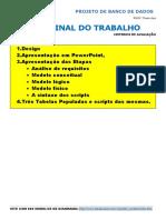 Como Elaborar Um Projeto de Banco de Dados - ETEC (1)