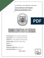INFORME Nº3 Granulometria