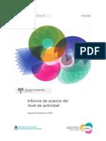 Informe de actividad - INDEC