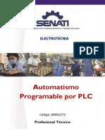Control de máquinas con PLC