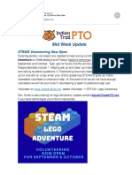indian trail pto mid week update steam and spirit wear