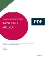 Manual Lg Om4560