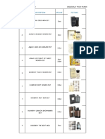 Perfume List 4 Emel
