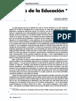 Arendt- La crisis de la educación.pdf