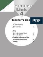 GrammarLink4 Teachers