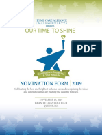 2019 OTTS Nomination Form