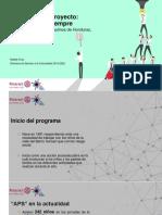 Presentación de Propuesta de Proyecto