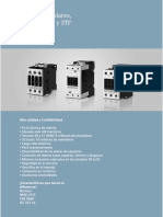 f.t. Contactor Tripolar 3rt10