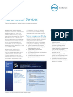 Quest Authentication Services Datasheet 4757