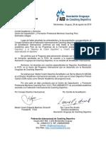 Acreditación PERU 001