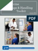Storage Handling Toolkit