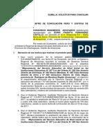 Solicitud de Conciliacion Consorcio Ingenieros Asociados