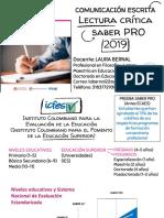 Módulo Comunicación Escrita Prueba Saber Pro