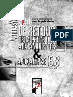 2K51. Deux Campagnes Pour Le Prix d Une! Mandragorus. AmnesYa LEDE LARETOUR AUX AMULETTES. Page 2. Page 42