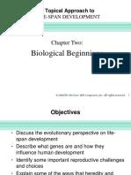 Dev Psych Chapter 2