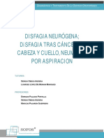 Disfagia Neurogenica