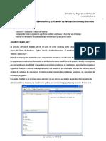 P01 Matlab Generación y Graficación de Señales Continuas y Discretas
