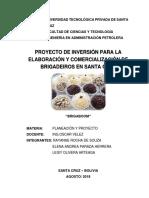 Trabajo Final ( Proyecto de Inversion Para La Elaboracion de Brigadeiros)(1)