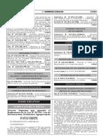 Decreto Supremo Que Aprueba El Reglamento de La Ley n 29736 Ds n 019 2014 Minagri 1150985 1
