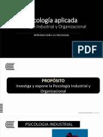 psicologia industrisl