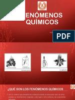 FENOMENOS QUIMICOS