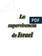 Supervivencia de Israel