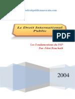 Le Droit International Public