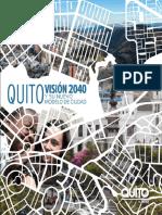 Quito Vision 2040