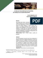 As Políticas Públicas Para Habitação Na Trajetória de Formação Das Cidades Brasileiras