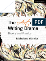 The Art of Writing Drama - Michelene Wandor.pdf