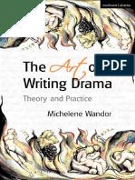 The Art of Writing Drama - Michelene Wandor.pdf