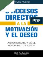 8 accesos directos a la motivacion y el deseo